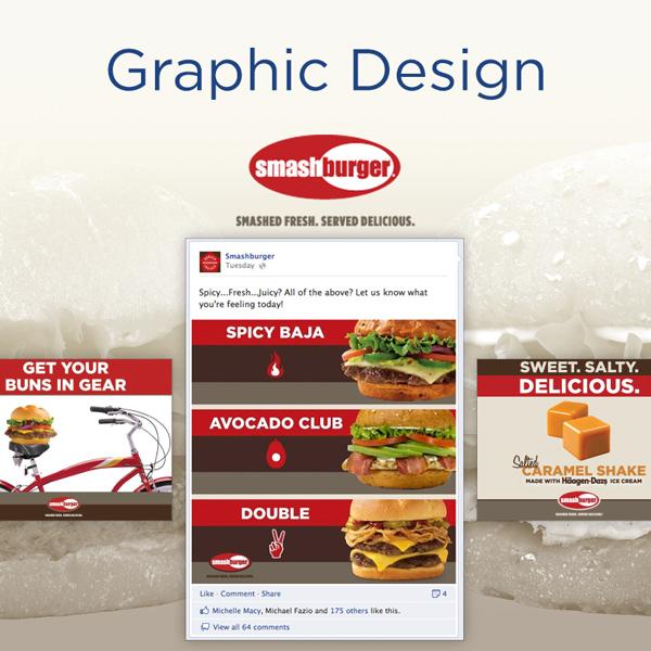 Smashburger Internship Projects